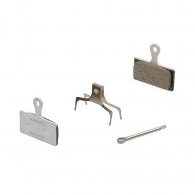 Plaquettes Organique SHIMANO G02A XTR / XT/ SLX / Alfine