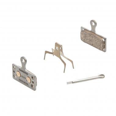 Pastiglie Metallo SHIMANO G04Ti XTR / XT/ SLX / Alfine