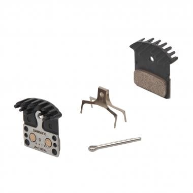 Pastiglie Metallo SHIMANO J04C XTR / XT/ SLX / Alfine
