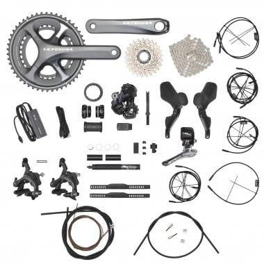 Groupe Complet SHIMANO ULTEGRA DI2 6870 34/50 - 11/25