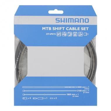 Kit de cables y fundas de transmisión SHIMANO MTB