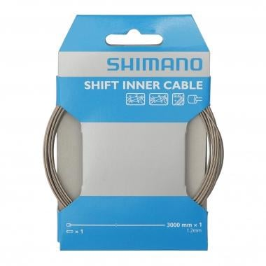 Cavo Deragliatore SHIMANO INOX 1,2 mm x 3000 mm