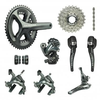 Groupe Complet SHIMANO ULTEGRA 6800 36/52 - 11/28