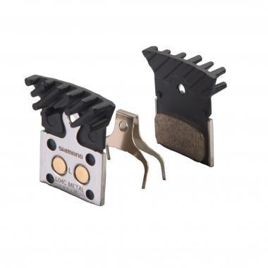 Plaquettes Métalliques SHIMANO L04C RS405 / RS505 / RS805 / Ultegra / Dura - Ace