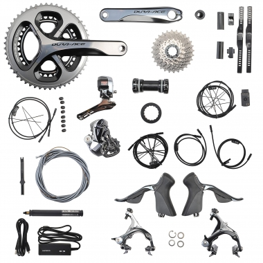 Groupe Complet SHIMANO DURA-ACE Di2 9070 36/52- 11/28