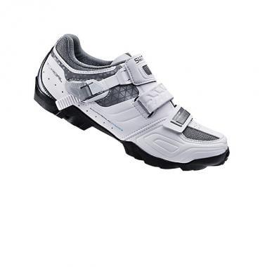 Zapatillas MTB SHIMANO SH-WM64 Mujer Blanco