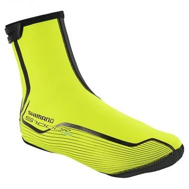 Couvre-Chaussures SHIMANO S1000R H2O Jaune Fluo 2016