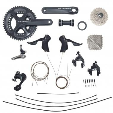 Groupe Complet SHIMANO ULTEGRA 6800 34/50 - 11/32