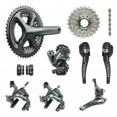 Groupe Complet SHIMANO ULTEGRA 6800 39/53 - 11/28