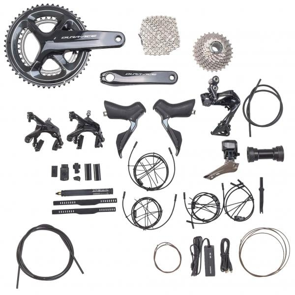 Groupe Complet SHIMANO DURA-ACE Di2 9150 36/52 - 11/28