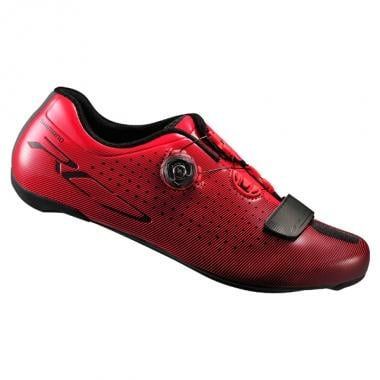 Chaussures Route SHIMANO RC7 Rouge 2017