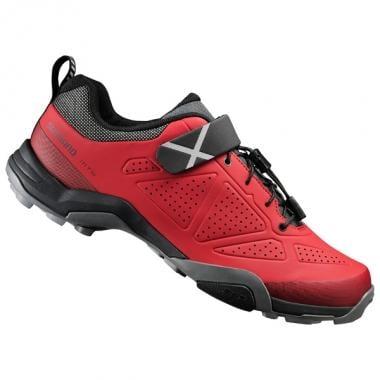 Zapatillas MTB SHIMANO MT500 Rojo 2017