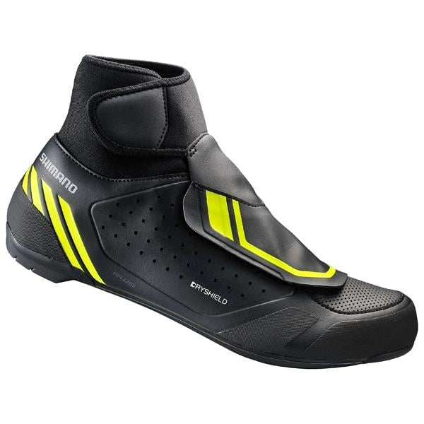 af5dc82a56b9ca SHIMANO RW500 Road Shoes Black 2017 - Probikeshop