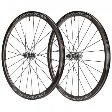 Paire de Roues SHIMANO DURA-ACE 9170 C40 DISC à Pneus (Center Lock)