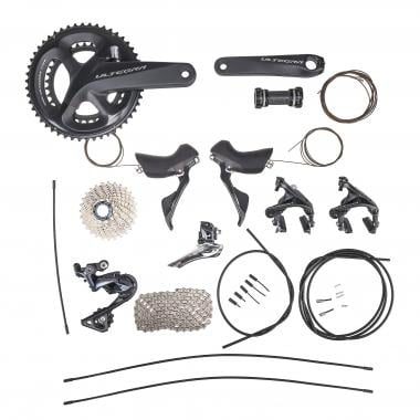 Groupe Complet SHIMANO ULTEGRA R8000 34/50 - 11/28