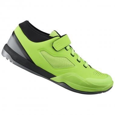 Chaussures VTT SHIMANO AM7 Vert