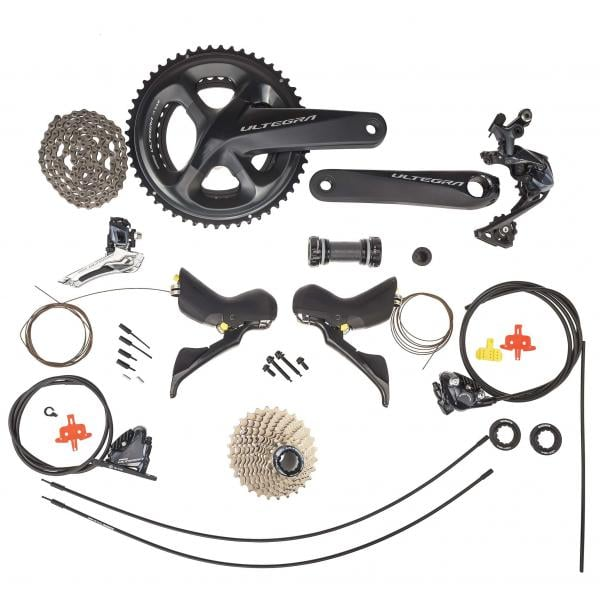 13cfb1d8b2e Groupe Complet SHIMANO ULTEGRA DISC R8020 36/52 - 11/28 - Probikeshop