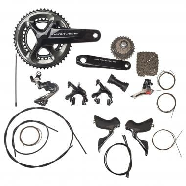 Groupe Complet SHIMANO DURA-ACE R9100 34/50 - 11/28
