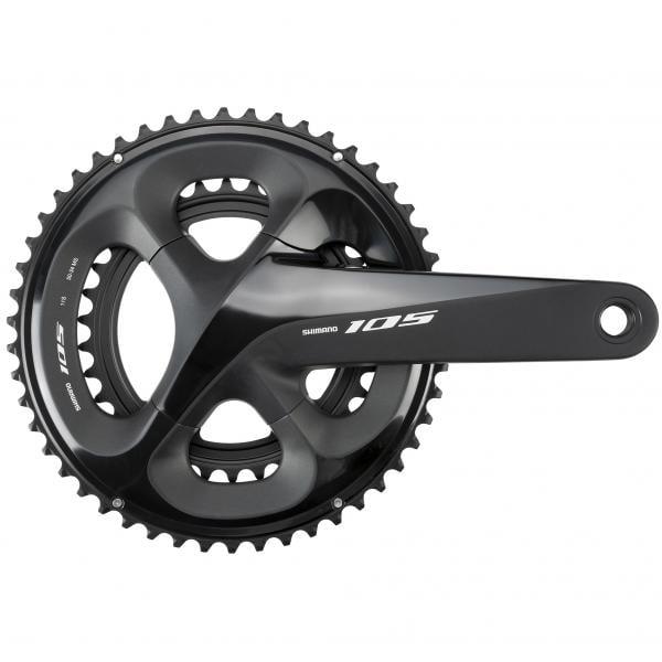 2x11 Vitesses 50-34 Dents Noir 2019 pedalier BMX Manivelle SHIMANO Dura Ace FC-R9100