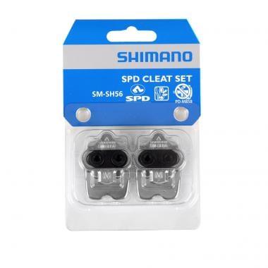 Kit de Cales pour Pédales SHIMANO SM-SH56 avec Plaque de Support