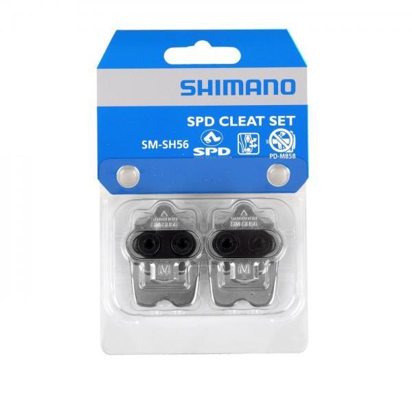 Kit de Cales pour Pédales SHIMANO SM SH56 avec Plaque de