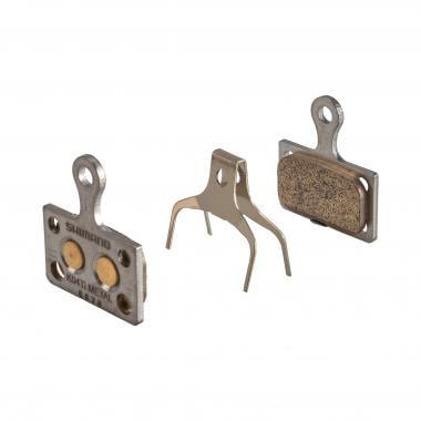 Plaquettes Métalliques SHIMANO K04TI U5000 / RS305 / RS405 / RS505 / RS805 / 105 / Ultegra / Dura-Ace