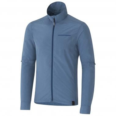 Veste SHIMANO TRANSIT WINDBREAK Bleu 2019