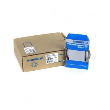 Boîte de 10 Câbles de Frein SHIMANO Acier