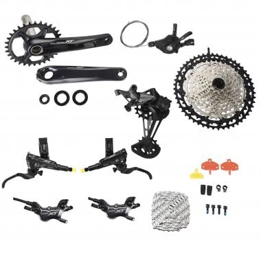 SHIMANO XT M8100 Mono Boost 12 Speed Groupset 2020