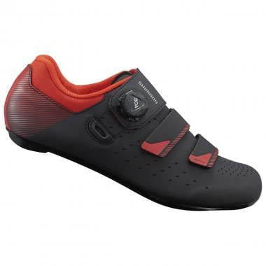 Chaussures Route SHIMANO RP4 Noir/Orange