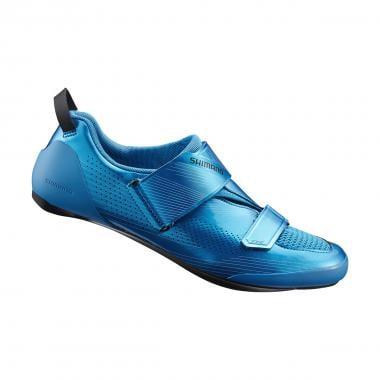 Sapatos de Triatlo SHIMANO TR9 Azul 2020