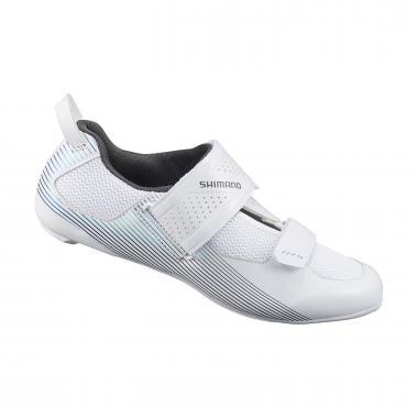 Chaussures Triathlon SHIMANO TR5 Femme Blanc 2021