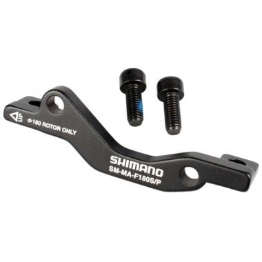 Adattatore Pinza Anteriore IS / PM SHIMANO SM-MA-F180S/P Disco 180 mm
