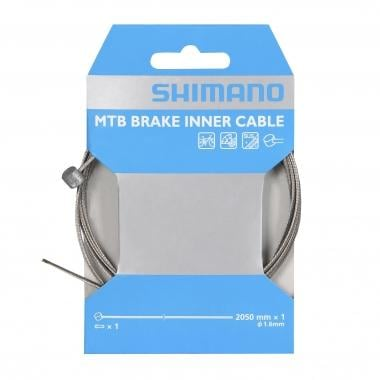 Cable de freno MTB SHIMANO INOX 2050 mm