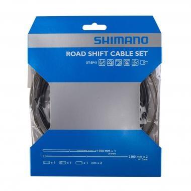 Kit de Cabos e Bichas de Desviador SHIMANO SP41