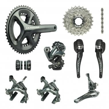Groupe Complet SHIMANO ULTEGRA 6800 34/50 - 11/28