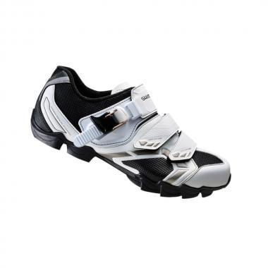 Chaussures VTT SHIMANO SH-WM63 Femme Blanc/Noir