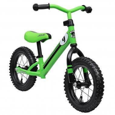 """Bici sin pedales REBEL KIDZ 12,5"""" Air Acero Verde"""