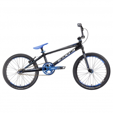BMX CHASE BICYCLES EDGE Expert XL Noir 2017
