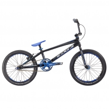 BMX CHASE BICYCLES EDGE Pro Nero 2017