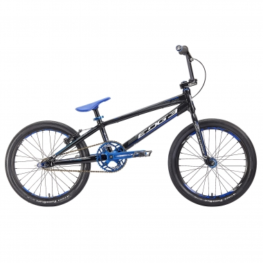 BMX CHASE BICYCLES EDGE Pro Noir 2017