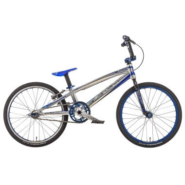 BMX CHASE BICYCLES ELEMENT Expert Argent 2017