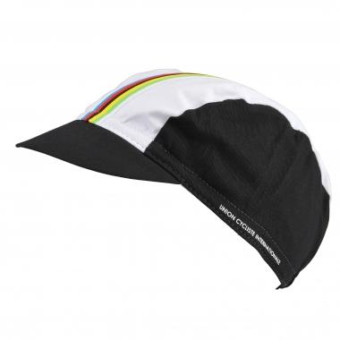 Casquette SANTINI UCI FASHION Noir/Blanc