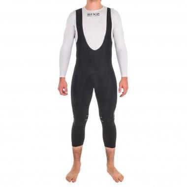 Pantaloni 3/4 con Bretelle SANTINI ARIA Nero