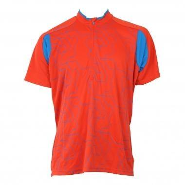 ZIENER CANKAT Short-Sleeved Jersey Red