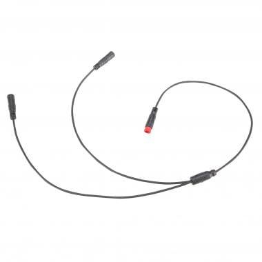 Câble Répartiteur Y Fermeur MAGURA pour MTe/HSe 2 Connections Higo Mini B Mâle et 1 Higo Mini B