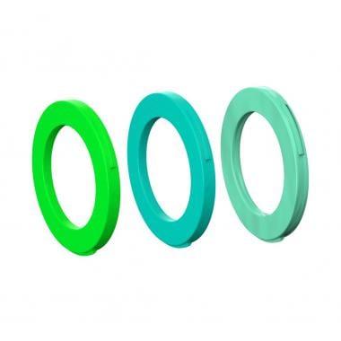 Kit de 6 Œillets MAGURA pour Étriers 2 Pistons Vert/Turquoise/Menthe