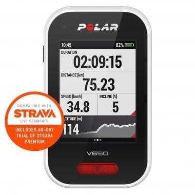 GPS POLAR V650 N Cardio H10