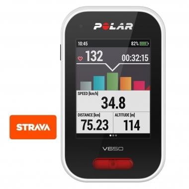 GPS POLAR V650 HR Nero