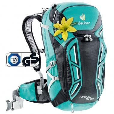Mochila con dorsal integrada DEUTER ATTACK 18SL 2016